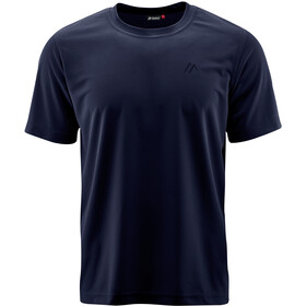 Maier Sports Walter Camiseta Manga Corta Hombre, night sky